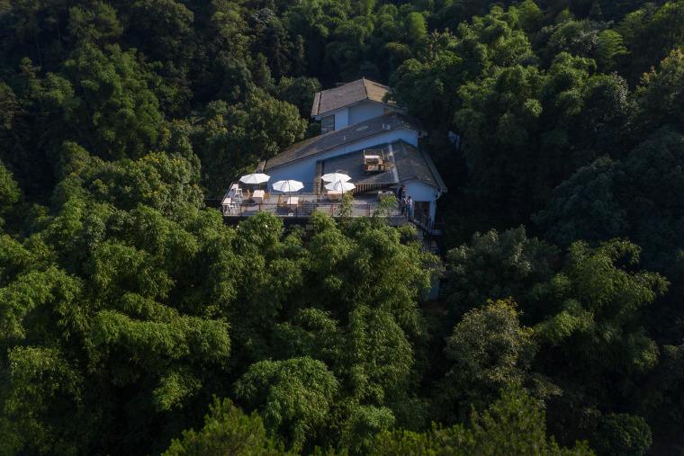 重庆虎峰山寺下山隐民宿-02-Hufeng-Mountain-Guest-House_Yueji-Design