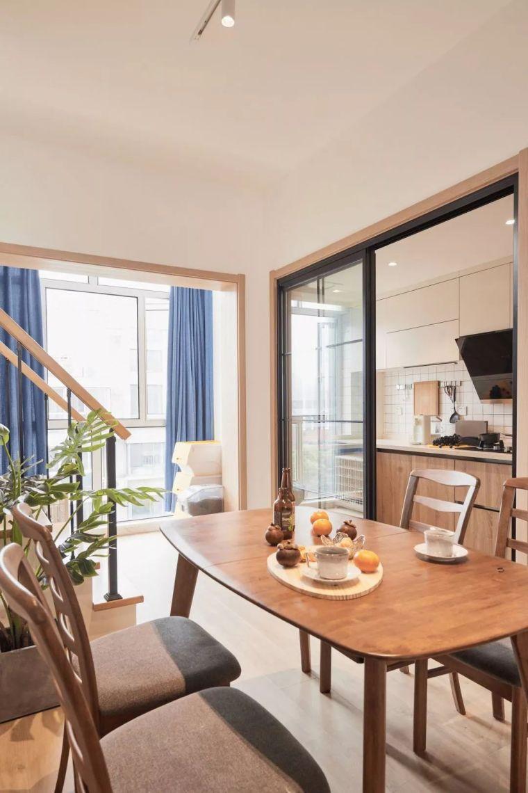 北欧清新的顶层小复式住宅-c9ad9e7dbfd51fba701a92b463fb3615
