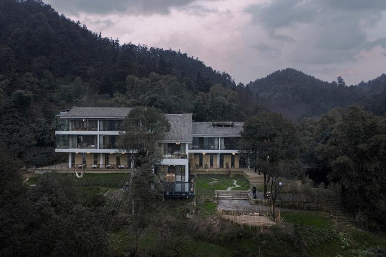 重庆虎峰山寺下山隐民宿-35-Hufeng-Mountain-Guest-House_Yueji-Design