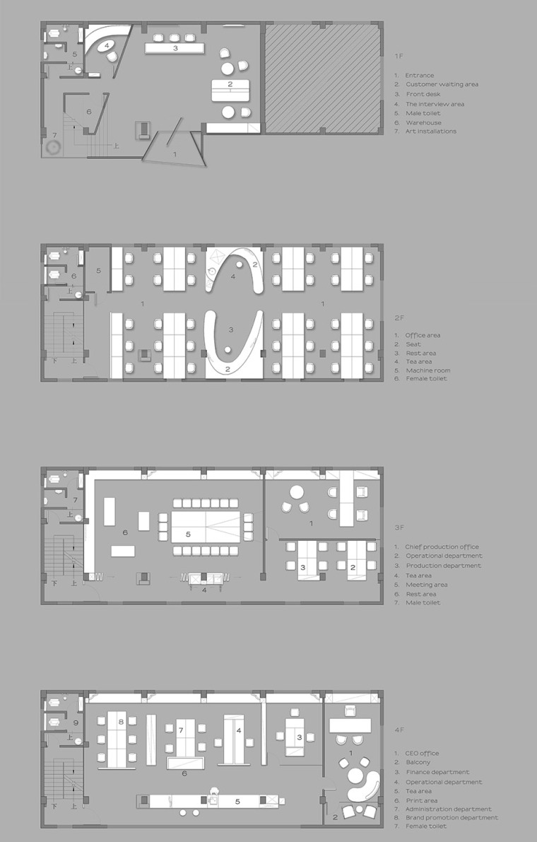 广州名动影视MEAFX办公空间-008-meafx-office-china-by-point-depth-design