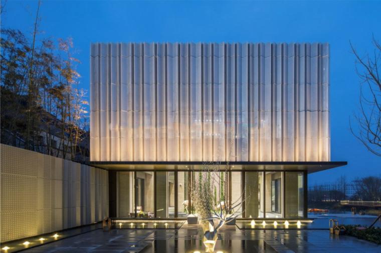 [上海]东原桐南美麓示范区+别墅景观设计-上海东原桐南美麓示范区+别墅 (7)