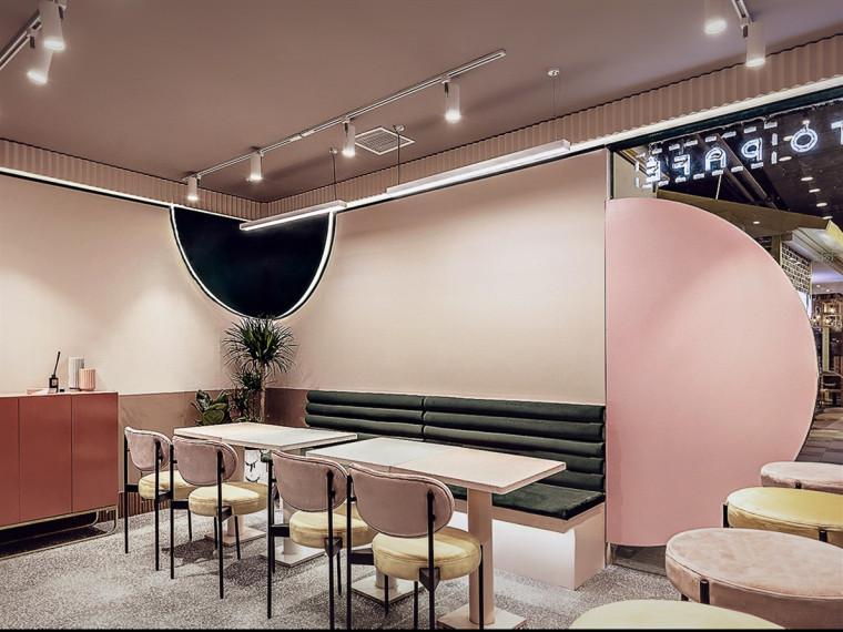 杭州PASTOPAFE意面餐厅