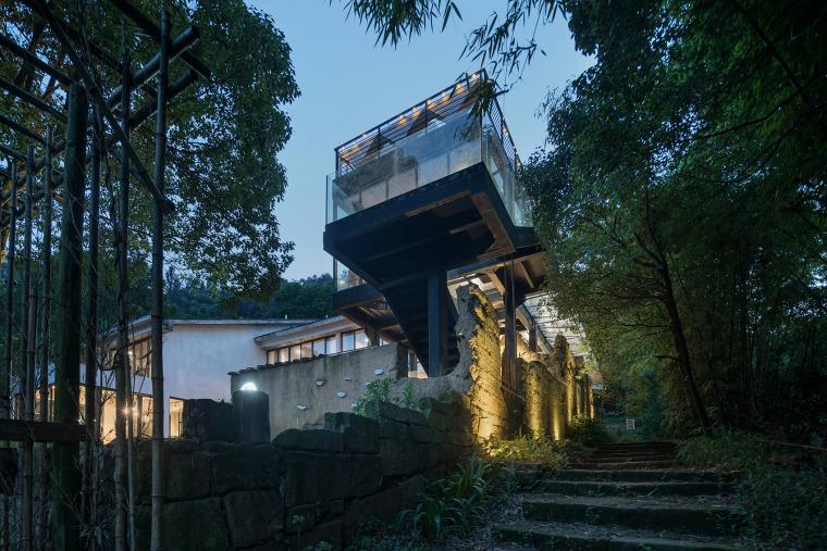 重庆虎峰山寺下山隐民宿-12-Hufeng-Mountain-Guest-House_Yueji-Design
