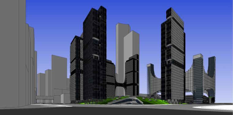 绿地广州国际金融城 (2)