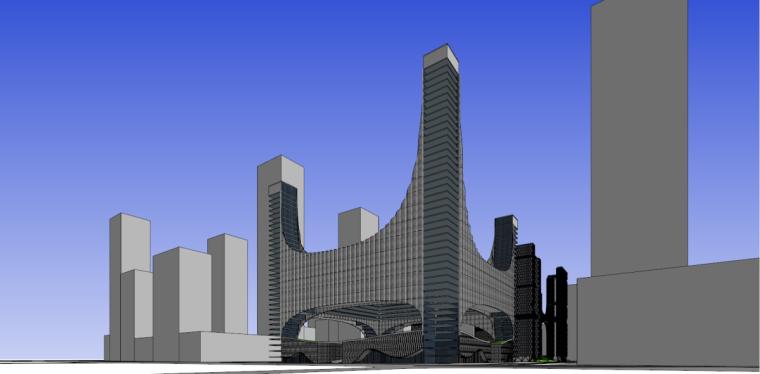 绿地广州国际金融城 (4)