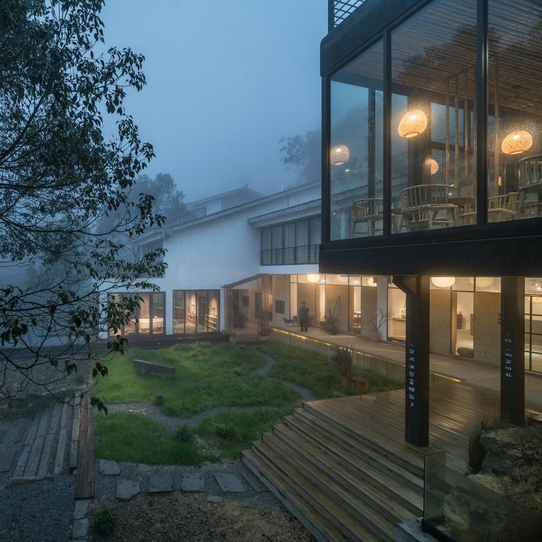 重庆虎峰山寺下山隐民宿-19-Hufeng-Mountain-Guest-House_Yueji-Design
