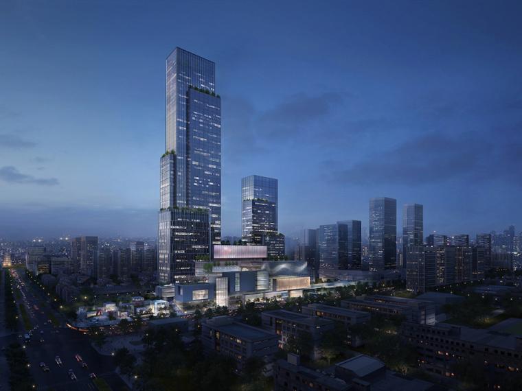 华侨城·西安国际文化中心