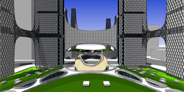 绿地广州国际金融城 (11)