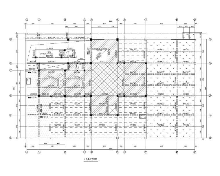 武汉临空新城空港中心结构扩初图(2016,计算书及计算模型)
