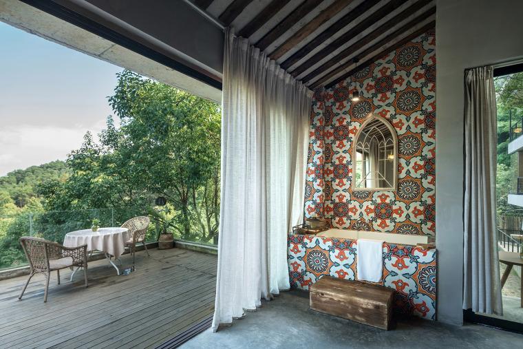 重庆虎峰山寺下山隐民宿-28-Hufeng-Mountain-Guest-House_Yueji-Design