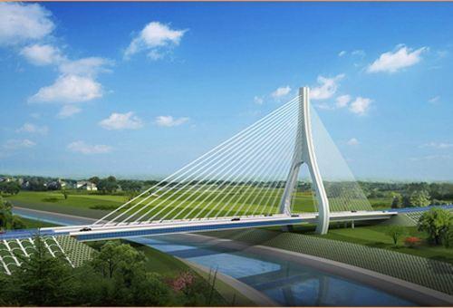 桥梁工程监理日记(范例)