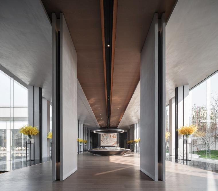 [湖北]唐忠汉-中城新时代展售中心官方摄影丨21P
