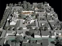 苏州博物馆室内效果图+超精细3D模型