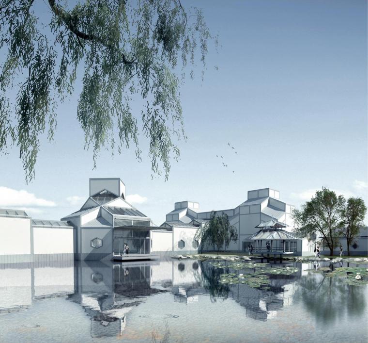 苏州博物馆室内效果图+超精细3D模型-效果图 (1)