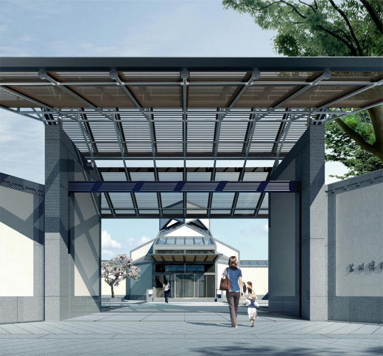 苏州博物馆室内效果图+超精细3D模型-效果图 (2)