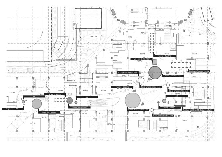美国LLA-天津周大福K11购物艺术中心丨设计方案+效果图丨PPT+PDF+JPG