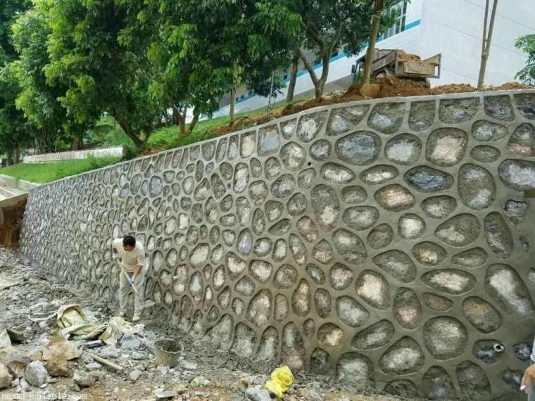路基的防护与加固之挡土墙设计课件