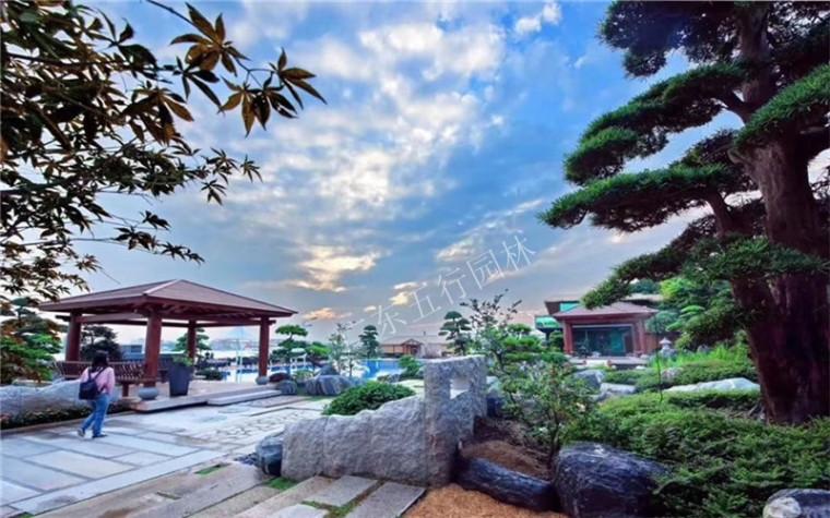 庭院设计公司,这样的生活才是惬意!-五行园林-微信图片_20190701143215