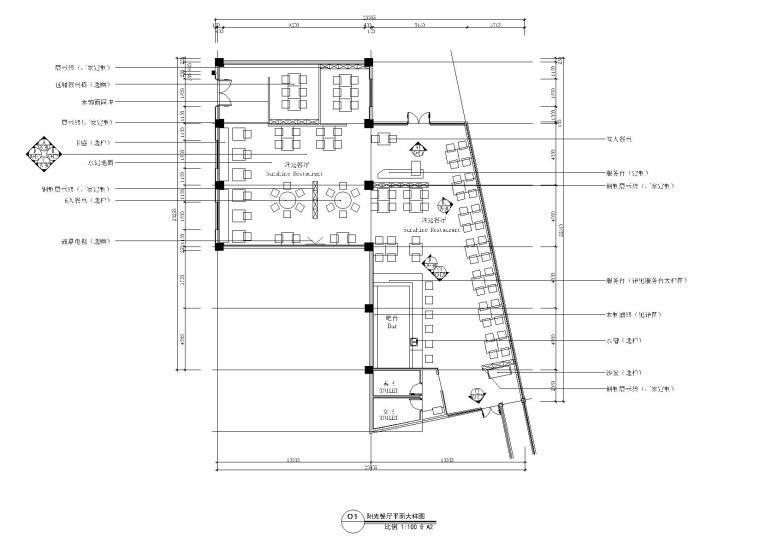 [浙江]建德骑行公社旅馆效果图室内&建筑&水电暖施工图CAD