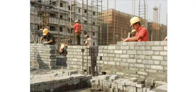 建筑施工33种常见工艺做法