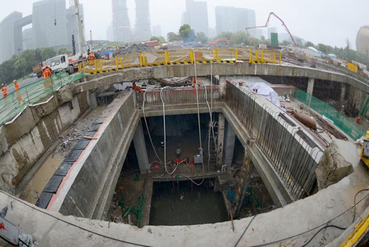 [河南]郑州地铁工程深基坑应急专项预案