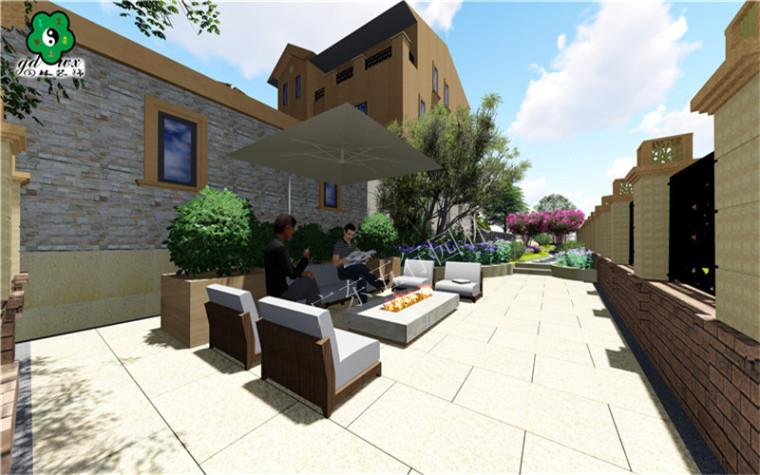 庭院设计公司,这样的生活才是惬意!-五行园林-微信图片_20190701143130