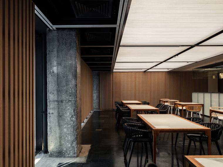 [北京]三里六七餐厅左通右达建筑工作室丨官方摄影+JPG平面