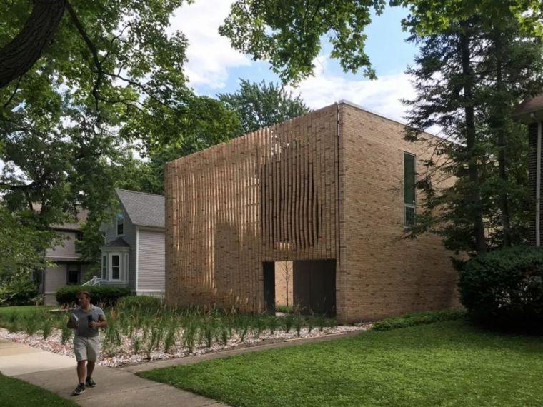 砖之美|庭院住宅