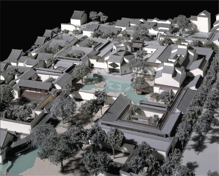 苏州博物馆室内效果图+超精细3D模型-模型 (3)
