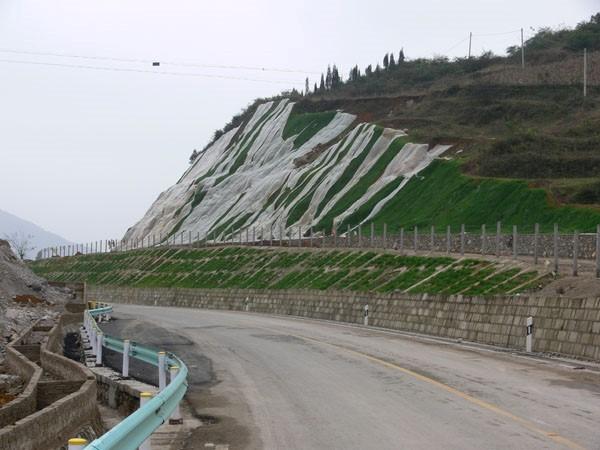 铁路路基边坡防护工程施工课程设计
