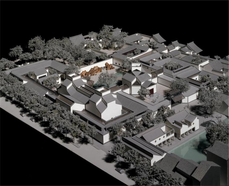 苏州博物馆室内效果图+超精细3D模型-模型 (5)