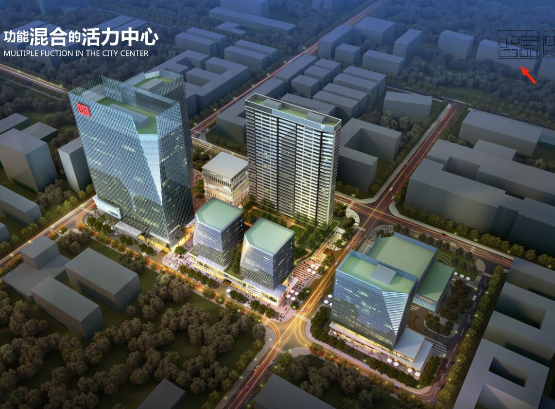 [广东]立润现代风格富达商业广场建筑方案文本设计(PDF+130页)