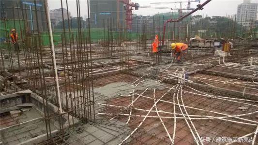 电气工程预留预埋、明配管安装、桥架安装、导线敷设等技术汇总
