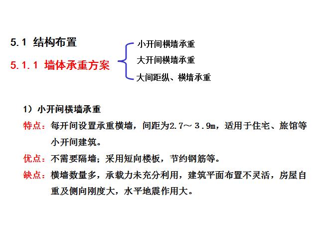 剪力墙结构分析与设计(PPT,94页)