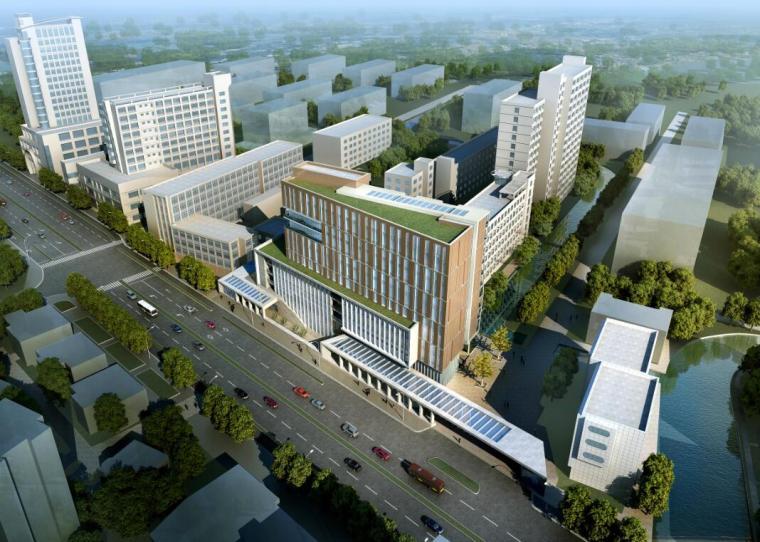 [上海]现代风格科研大楼建筑方案文本(PDF+74页)