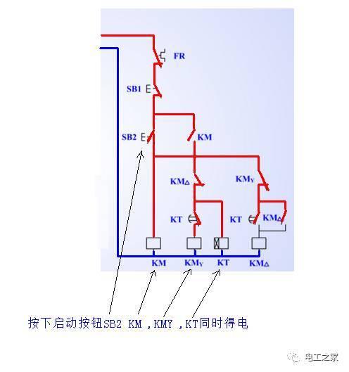 老电工教你如何看懂电路图,照图安装_3