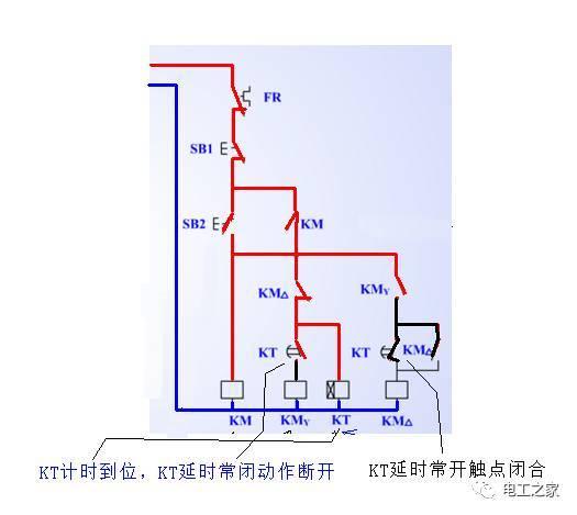 老电工教你如何看懂电路图,照图安装_6