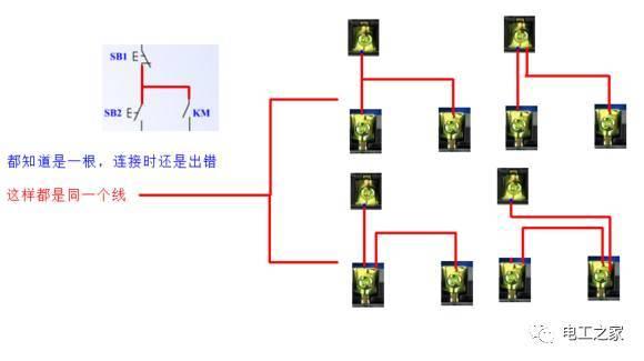 老电工教你如何看懂电路图,照图安装_10