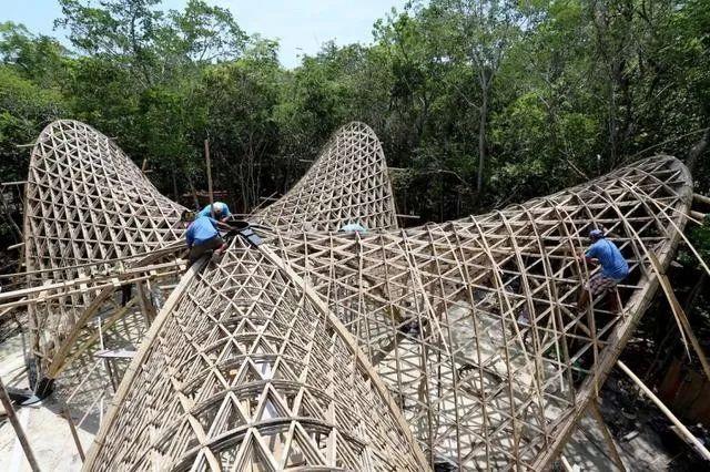 竹结构——轻质高强_24