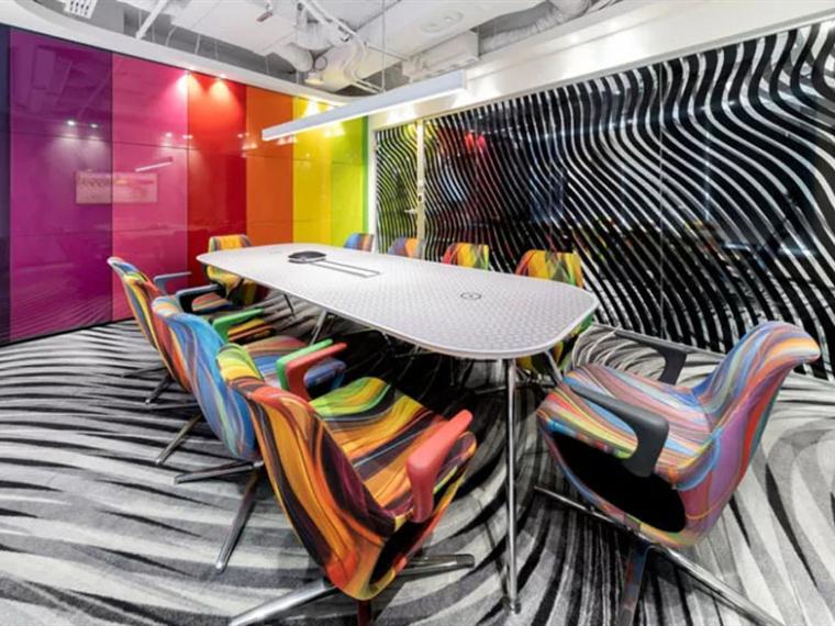 波兰Massive设计公司华沙办公设计
