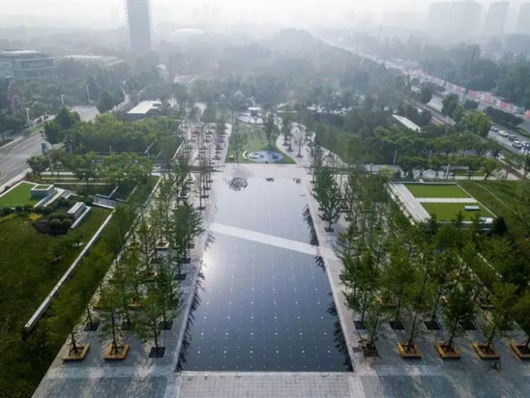 河北省廊坊固安中央公园