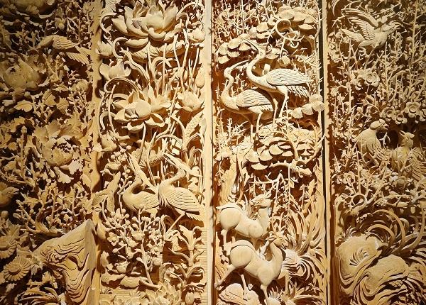 剑川木雕——中国西南第一雕-1