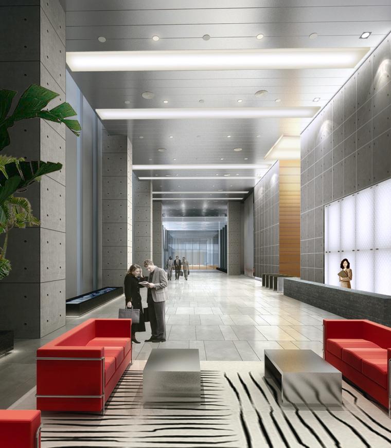 [上海]上海葛洲坝阳明置业葛洲坝大厦施工图-01效果图-g 副本