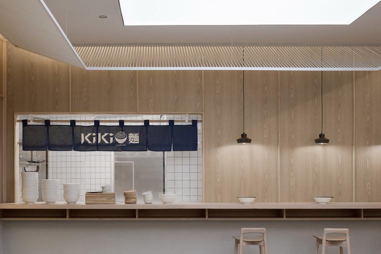 7天最热丨室内周周精选案例(8月12日~16日合辑)-10-kiki-noodle-house-china-by-golucci-interior-architects