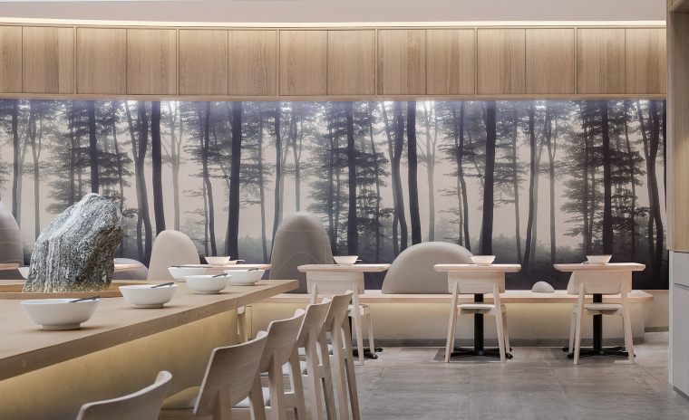 7天最热丨室内周周精选案例(8月12日~16日合辑)-06-kiki-noodle-house-china-by-golucci-interior-architects