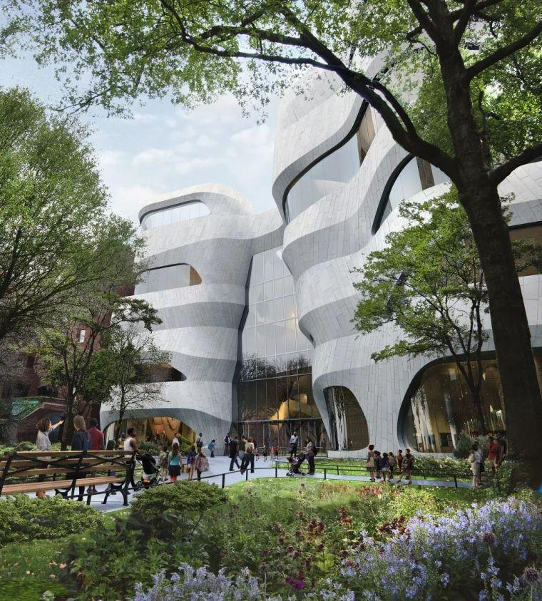 """她是继扎哈后又一建筑界""""惊奇队长"""",每个作品都是城市地标_13"""