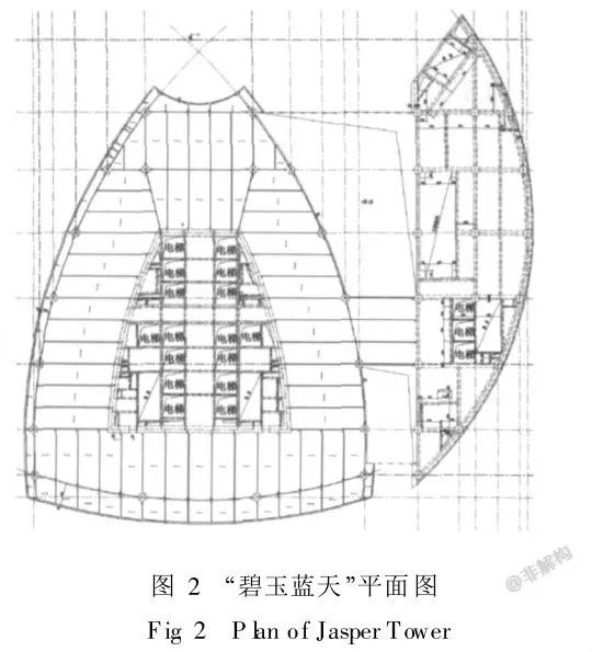 200~300米超高层结构布置案例集锦_6