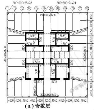200~300米超高层结构布置案例集锦_8