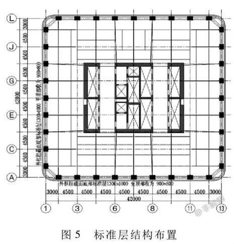 200~300米超高层结构布置案例集锦_20