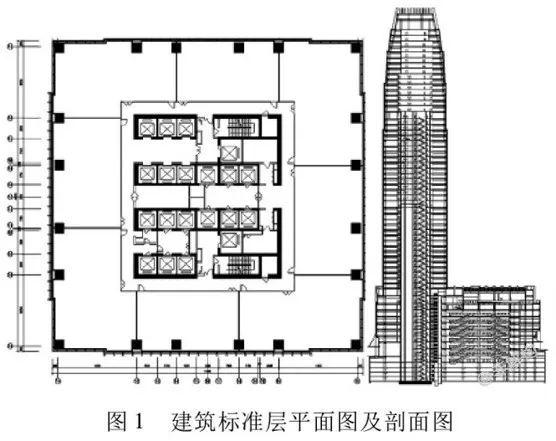 200~300米超高层结构布置案例集锦_22